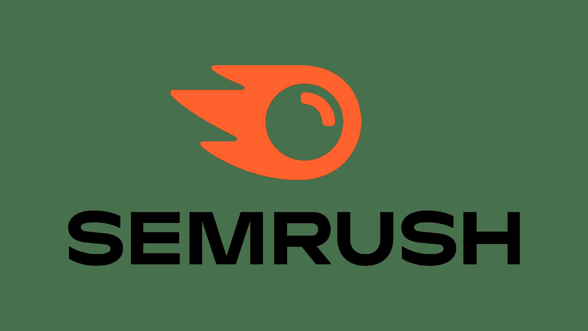 SEMRush Logo Transparent